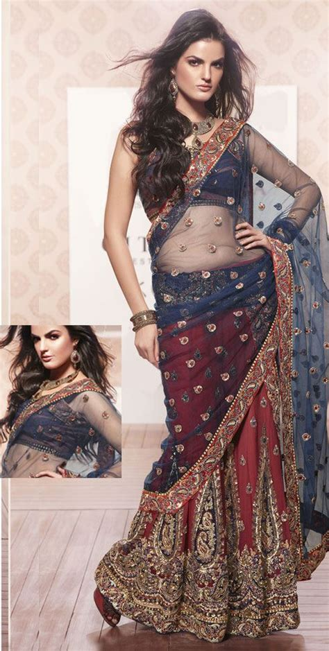 ghagra style saree draping ghagra style saree how to wear www imgkid com the