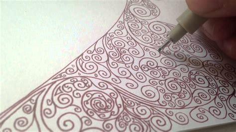 how to draw doodle swirls drawing swirls