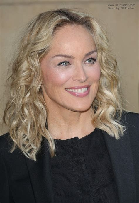 sharon stone face shape what kind of face shape does sharon stone have sharon