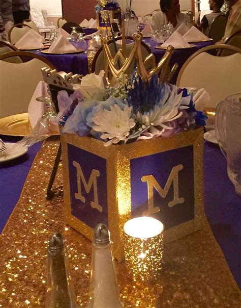 145 Best Images About Prince Baby Shower Theme On Prince Themed Baby Shower Centerpieces