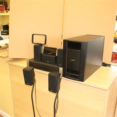 bose ps28 iii powered speaker system home theatre