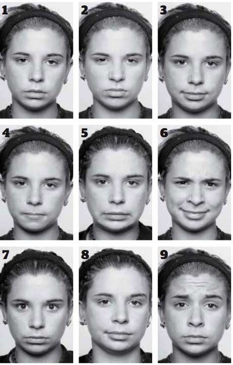 paul ekman test can you decode these emotions and style the guardian