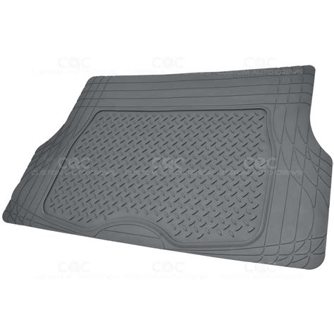 Heavy Duty Rubber Car Floor Mats by Flextough Rubber Car Floor Mats Cargo Set Gray Heavy