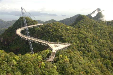 film malaysia longkai langkawi sky bridge malezja ciekawostki turystyczne