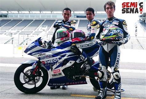 3 Di Jepang pembalap indonesia siap bertarung pada arrc seri ke 3 di jepang semisena