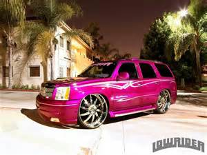 Pink Cadillac Ride On Pink Escalade Cars