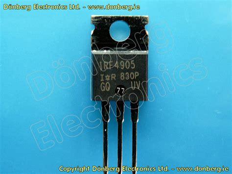 halbleiter irf4905 irf 4905 mos fet transistor