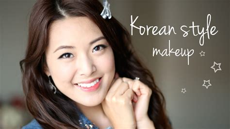 Eyeshadow Korea korean style makeup tutorial from to toe