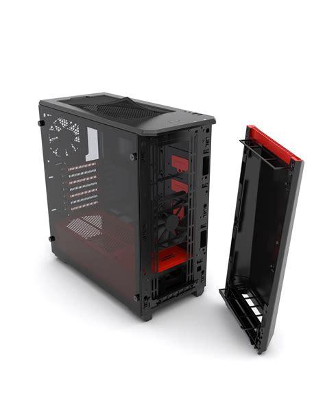 phanteks announce their new p400 and p400s tempered glass windowed phanteks innovative computer hardware design