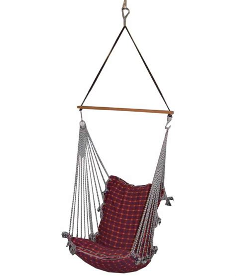 swing jhula price outdoor swing in red buy online at best price in india on