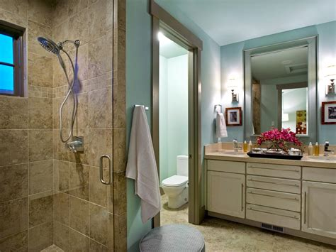 hgtv bathroom showers hgtv dream home 2012 guest bathroom pictures and video
