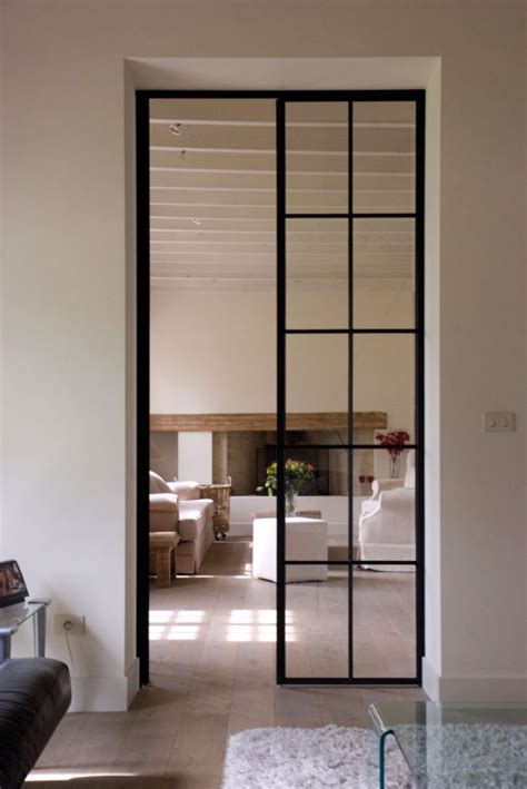 Interior Steel Door Gietijzeren Deur Steel Doors And Windows Pinterest Doors