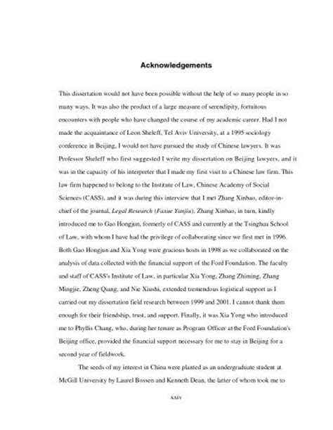 dissertation acknowledgements exles sle masters thesis 28 images facilities manager sle