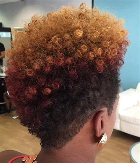 short tapered bobs for wavy hair on a square hair 40 cute tapered natural hairstyles for afro hair
