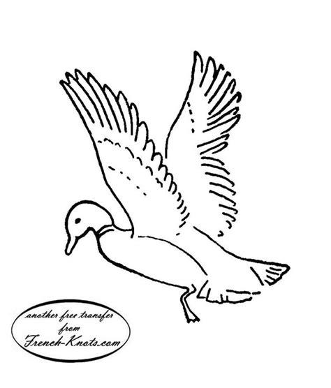 transfer pattern to felt fowl embroidery transfer pattern felt pinterest