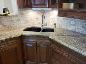Kitchen Backsplashes With Granite Countertops Backsplash Ideas For Granite Countertops Pictures Kitchen