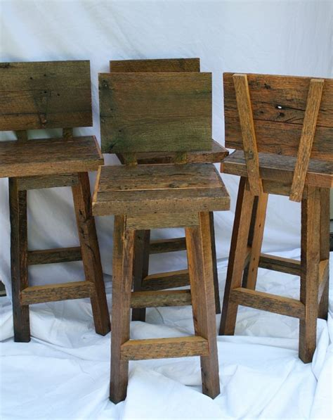 Handmade Wooden Bar Stools - 17 best ideas about pallet bar stools on