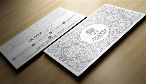 200 Business Card Templates Bundle 1 by The Gargantuan Pack Of 200 Business Card Templates
