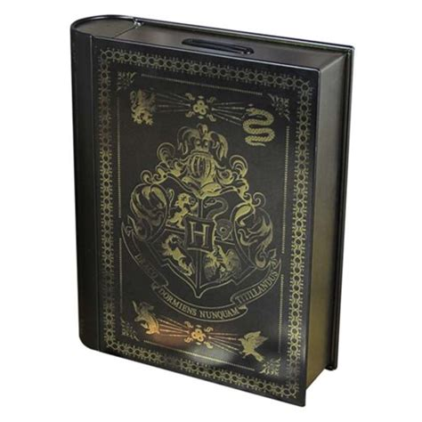 Promo The Money Box Looks Like A Shredder Celengan Penghancur harry potter hogwarts money bank