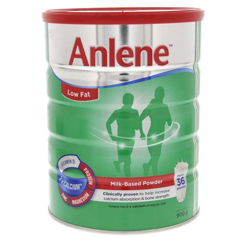 Anlene Anlene Buy Anlene High Calcium Low Milk Powder 900 Gm