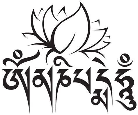 om mani padme hum tattoo quot om padme hum quot tattoos tibet