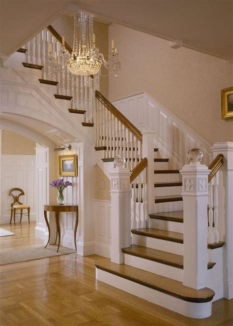 staircase decor restoring a charming victorian home look at the stunning