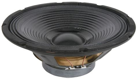 Speaker Acr 10 Inch Woofer 10 inch replacement speaker driver 8 ohms 100w rms