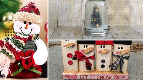 Handmade Decoration Ideas - snowman archives architecture designs