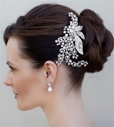 Vintage Wedding Hair Slides Uk by Wedding Hair Slides