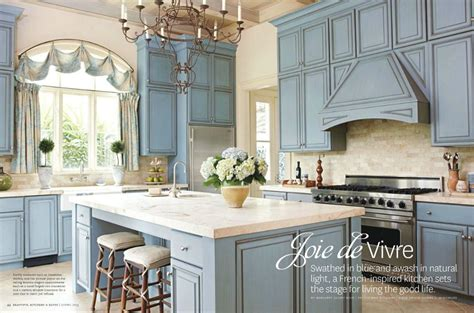 french blue kitchen cabinets french kitchen blue i absolutely love french country