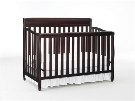 Graco Crib Models by Graco Stanton Convertible Crib Cherry