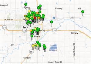 Energy Outage Map 17 000 Homes Without Power In Greeley And Garden City