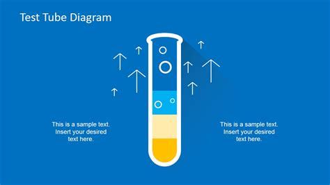 diagram of a test flat test infographic powerpoint diagram slidemodel