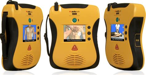 defibtech lifeline view aed aed lifeline view aed defibtech