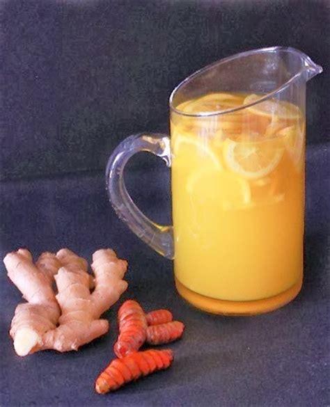 Turmeric Detox Drinks by How To Make Lemon Turmeric Detox Tea