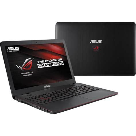 Terbaru Laptop Asus Rog Gl551jm Dh71 asus gl551jm dh71 15 6 quot gaming notebook gl551jm dh71 b h