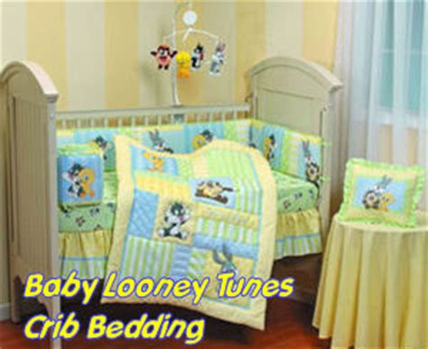 Baby Looney Tunes Nursery Stuff Crib Bedding Mobile Baby Looney Tunes Crib Bedding Set