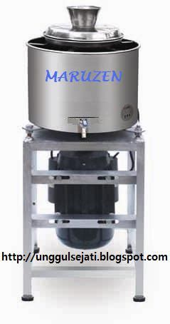 Mixer Gilingan Daging Bakso maruzen food processing machine mixer gilingan bakso