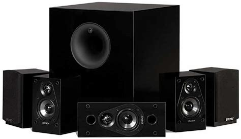 best surround sound speaker systems 500