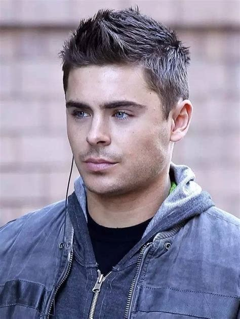 hairstyle for men with chiseled jaws hairstyle for square faces male hairstyles