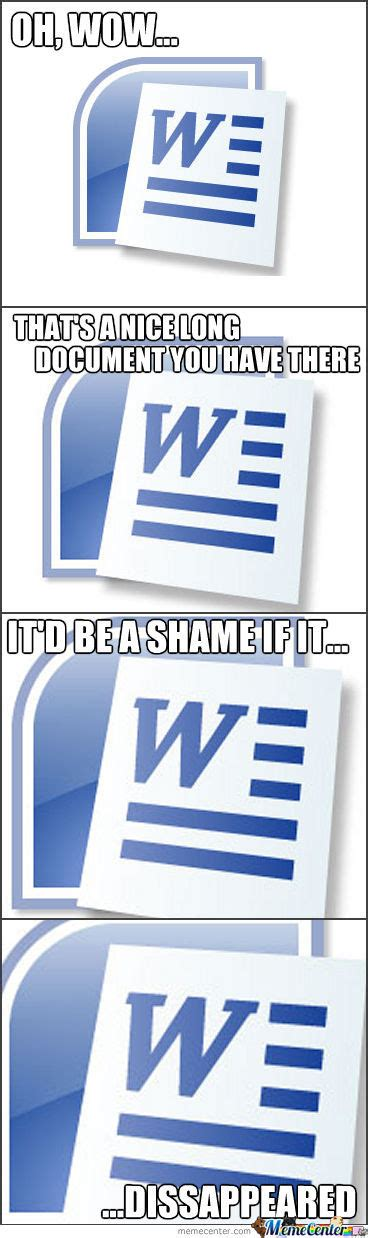 Microsoft Word Meme - disappear memes best collection of funny disappear pictures