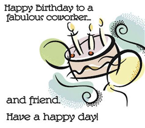 Co Worker Birthday Card Funny Co Worker Birthday Quotes Quotesgram