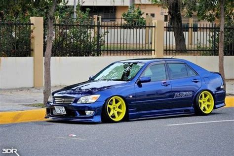 toyota altezza stance posts and inspiration on