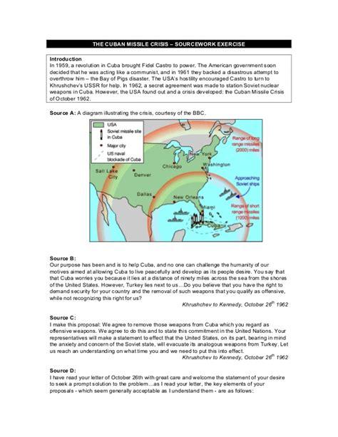 Cuban Missile Crisis Essay by Cuban Missile Crisis Essay Plan Writefiction581 Web Fc2
