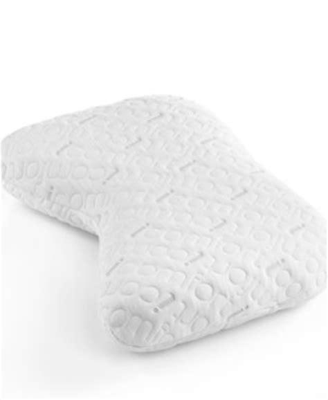 Serta Memory Foam Gel Pillow by Serta Icomfort Contour Gel Memory Foam Pillow Pillows