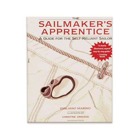 sail books the sailmaker s apprentice book sailrite
