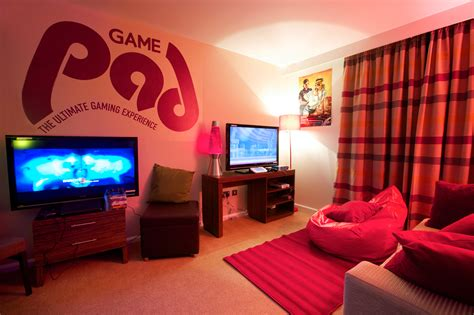 gamers living room living rooms interior decorating