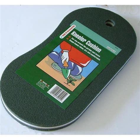 Homegarden Knee gardman kneeler cushion green home garden knee