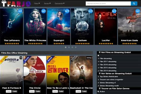 film it streaming top 10 site de streaming gratuit alternatifs 2017 lewebde