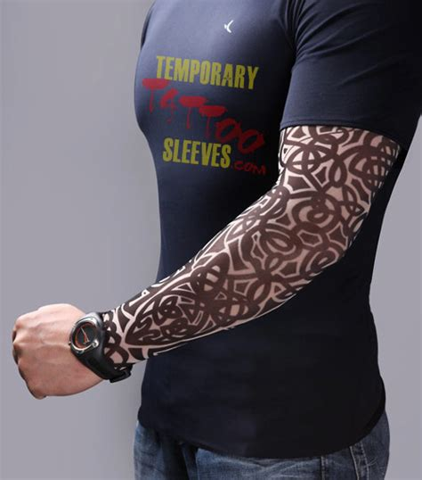 fake tribal tattoo sleeves painting arts 25 amazing tattoos maori designs